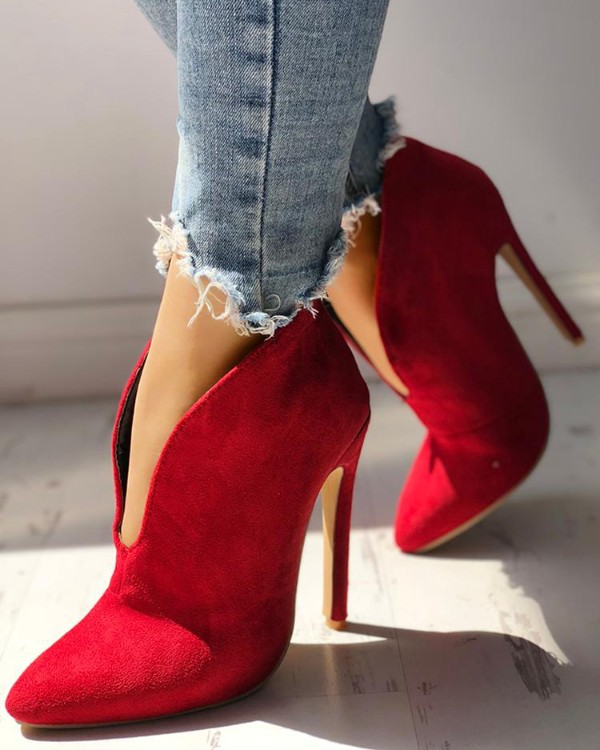 Shoes, Boots, ANKLE-BOOTS $52.99 - Boutiquefeel