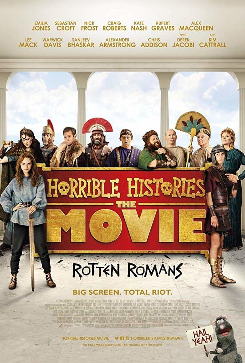 Horrible histories the movie rotten romans teljes film