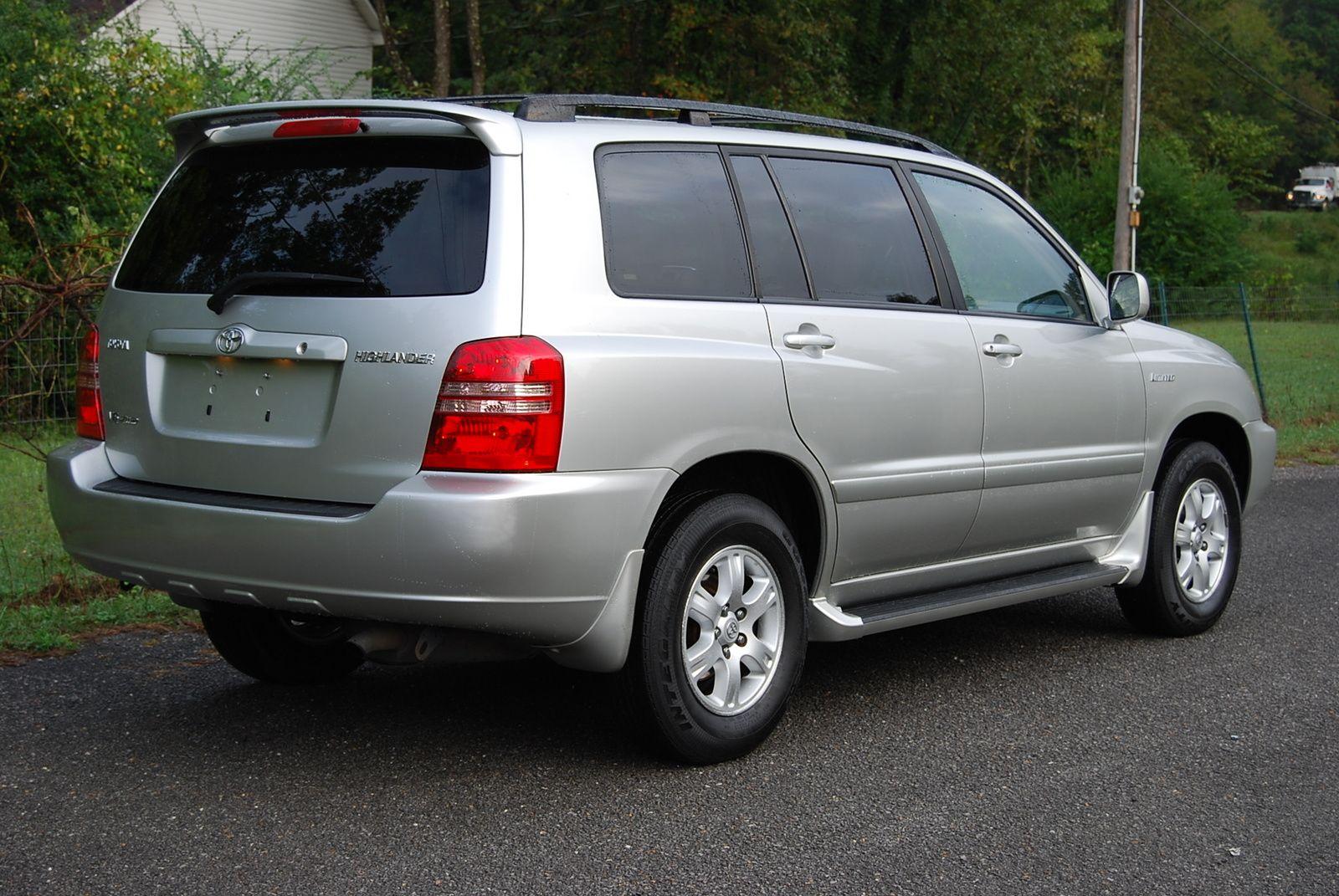 Toyota Highlander 2002 - Google Search | Toyota | Pinterest