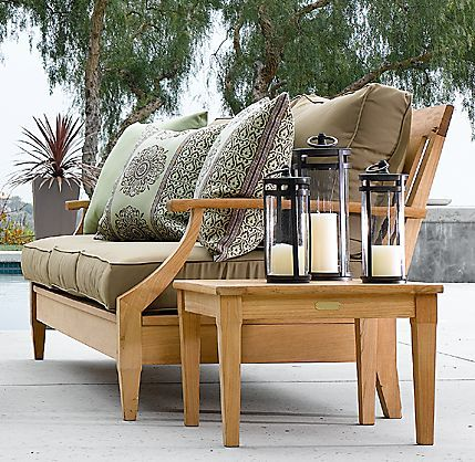 Santa Monica Outdoor Furniture Collection From Restoration