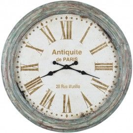 Rue Murillo Verdi Wall Clock 92cm - Vintage style wall clock, only £179.95!