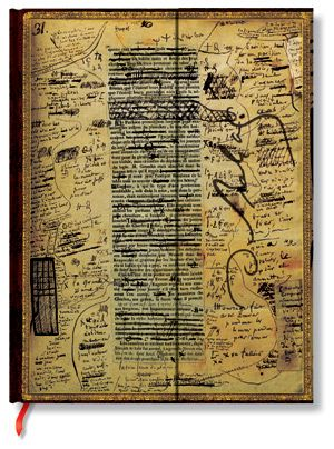 Balzac re-write manuscript