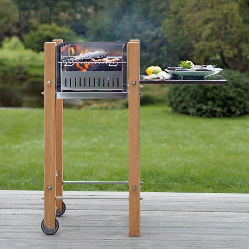 Garpa De grill barbecue au charbon de bois garpa basileek barbecue