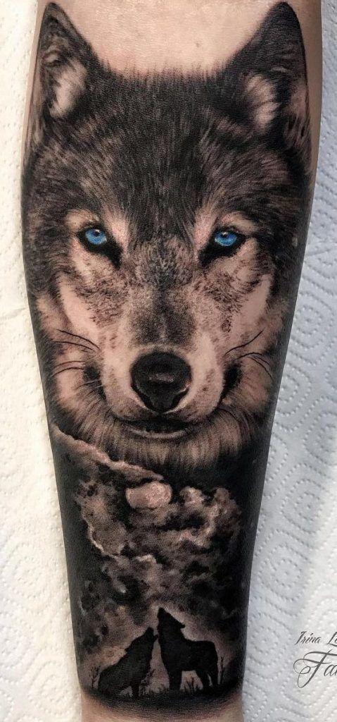 Wolf Tattoo Ideen  Topstoryfeed