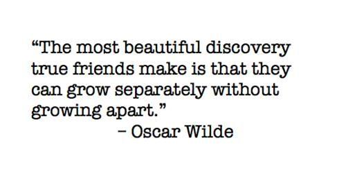 Oscar Wilde ¤ More true friends | Oscar wilde | Quotes, Oscar