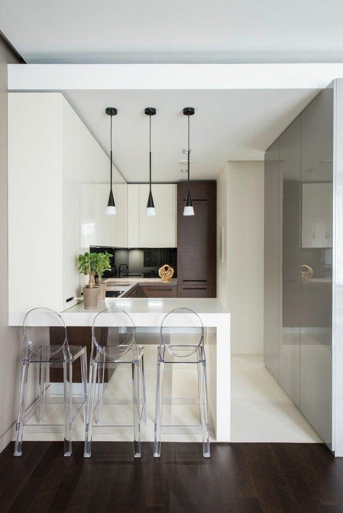 Kleine Küche einrichten 44 Praktische Ideen für