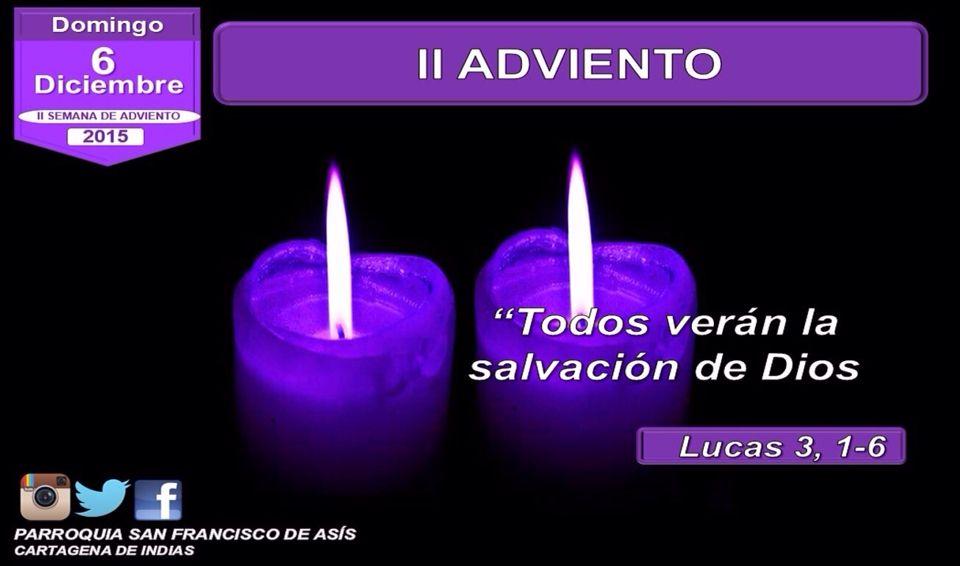 Evangelio Segun San Lucas 3 1 6 En El Ano Quince Del Reinado Del
