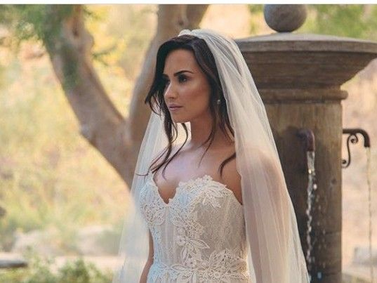 Demi Lovato Demi Lovato Demi Wedding Dresses
