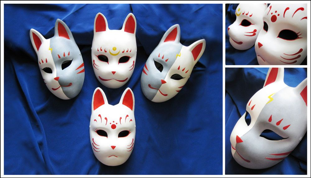 Kitsune Mask History | Anime Kitsune Mask