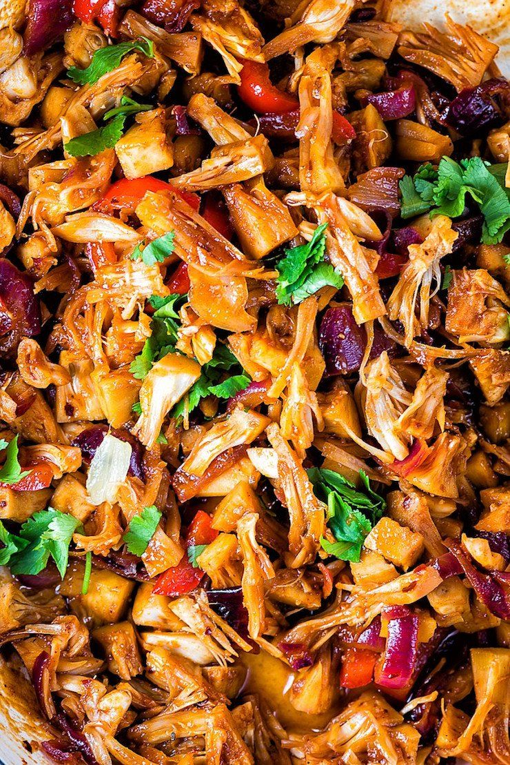 Easy jackfruit recipes that will impress vegans and meat