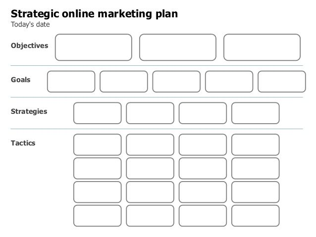 Image Result For Strategic Plan Goals And Objectives Template