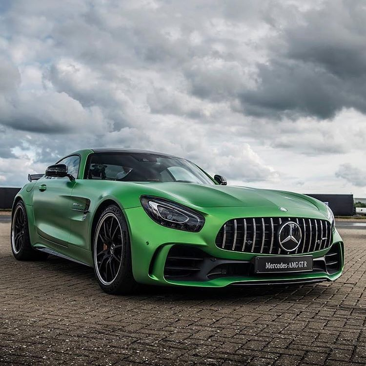 Mercedes AMG GTR Sportwagen, Sport, Daimler ag