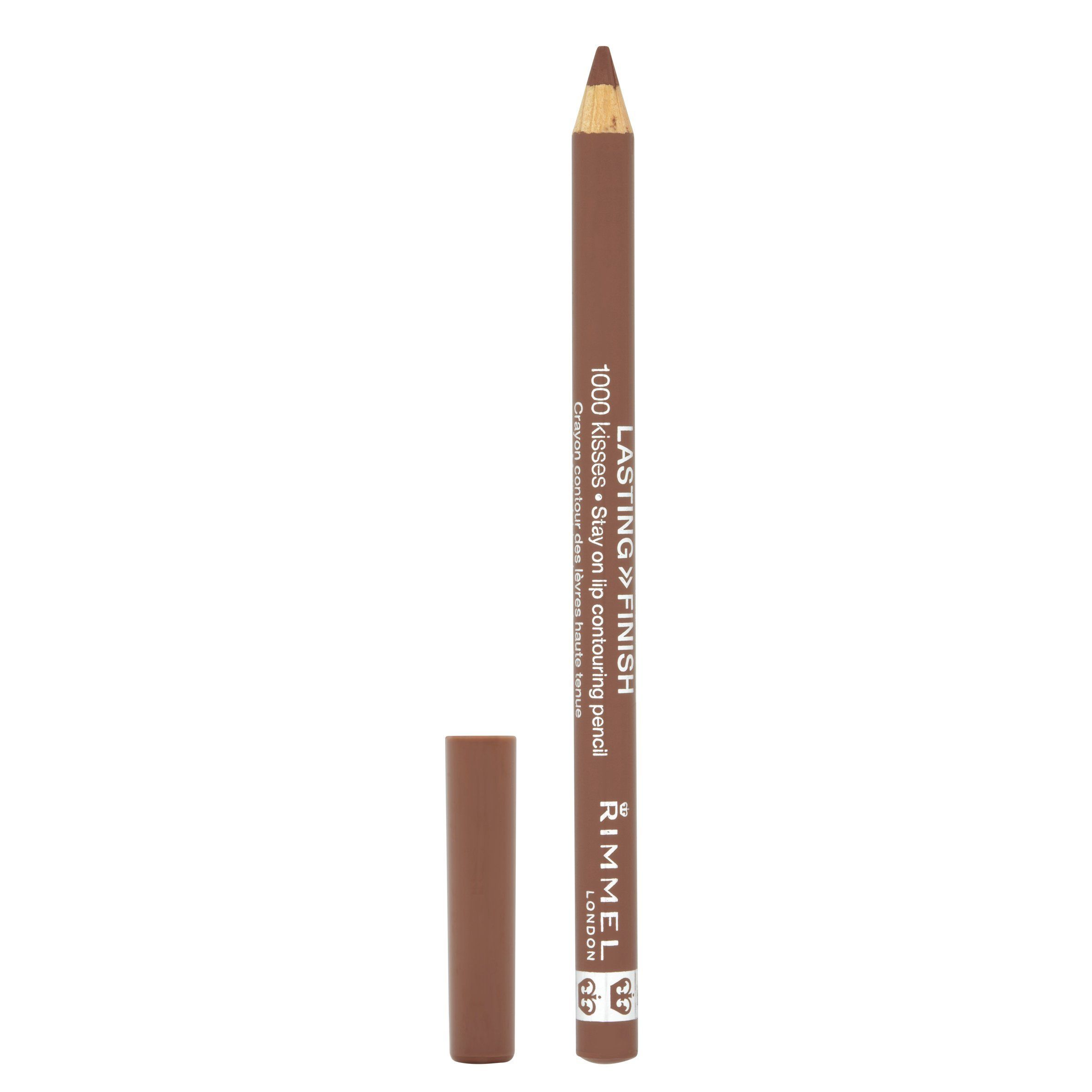 Rimmel London 1000 Kisses Lip Liner Cappuccino Check Out The