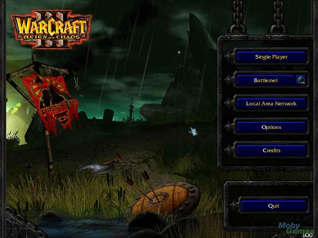 Warcraft 3 With Images Warcraft Reign Of Chaos Warcraft 3