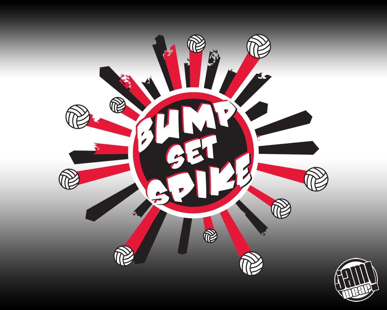 Bump Set Spike Volleyball Volleyball With Images Cool Volleyball Wallpapers Volleyball Wallpaper New Wallpaper