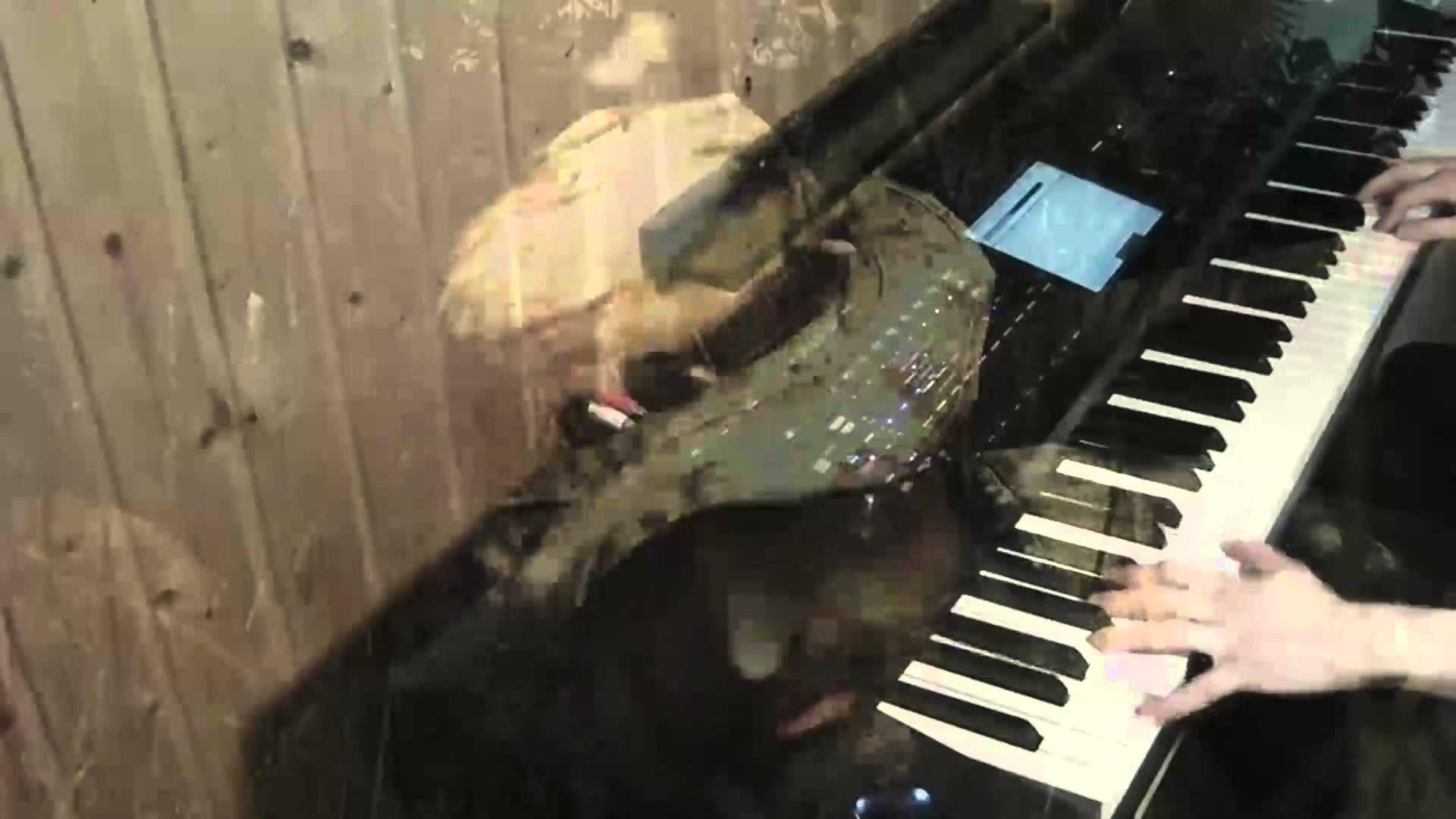 Call Of Duty Modern Warfare 3 Main Theme Piano Cover Akmigone