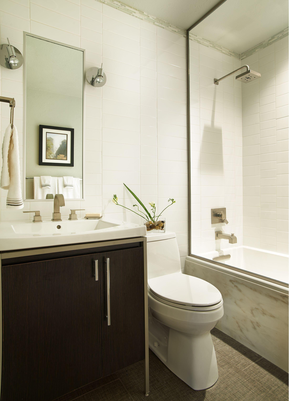 Bath Finish. Credit: Sharp Design, Rusch Residential Construction ...