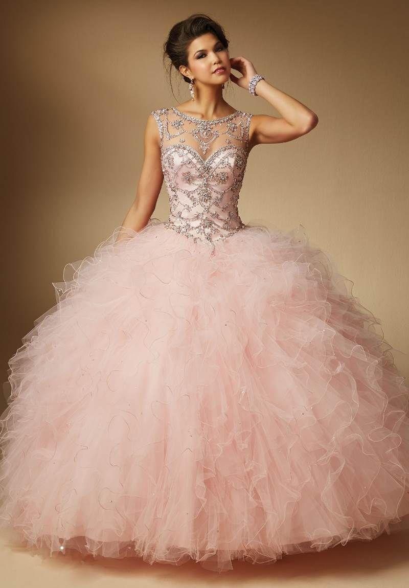 fotos-de-vestido-de-debutante-10 | Quinceañera | Pinterest | Quince ...