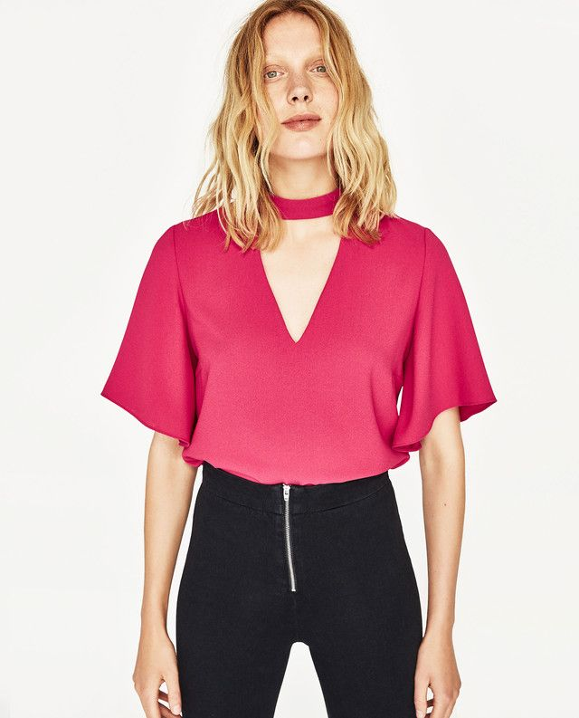 This Is How French Girls Reacted To Zara's Hot Pink Spring Collection