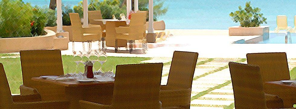 Cayman Restaurants Are Lead By Luca Restaurant In Seaside Fine