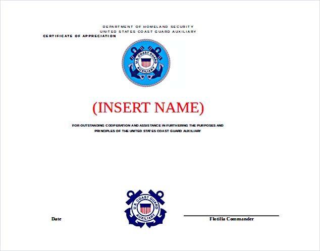 printing certificates in word