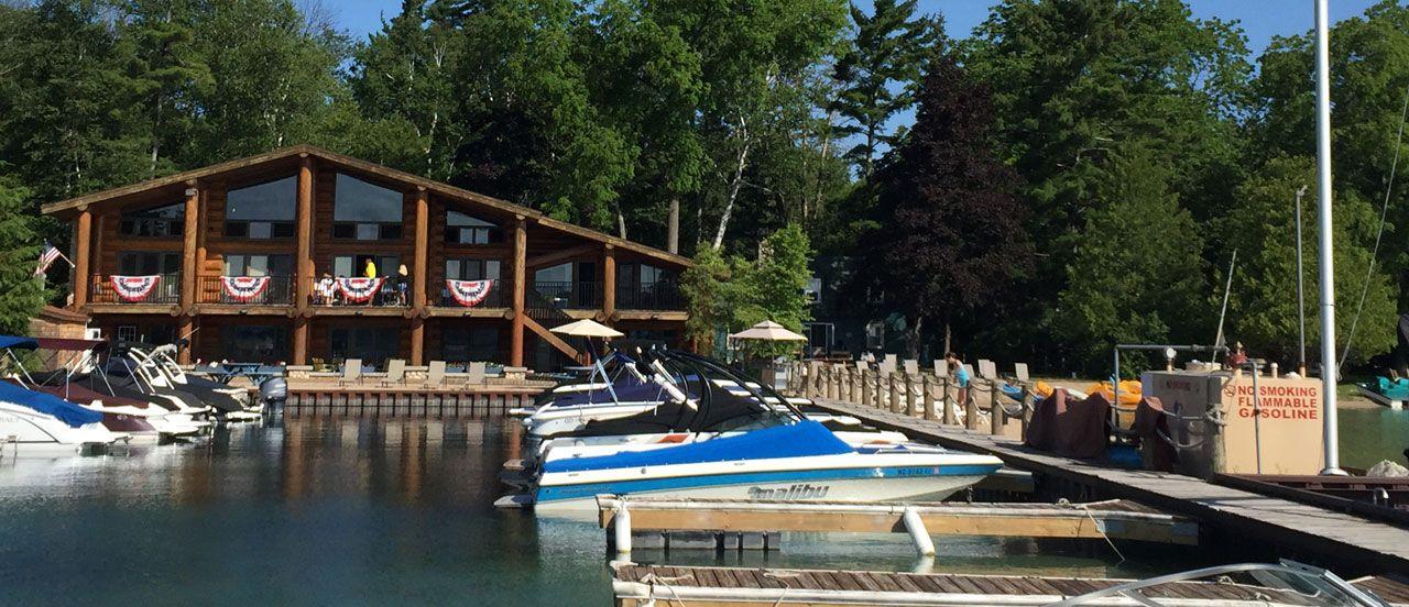 Glen lake marina resort suites cottages glen arbor