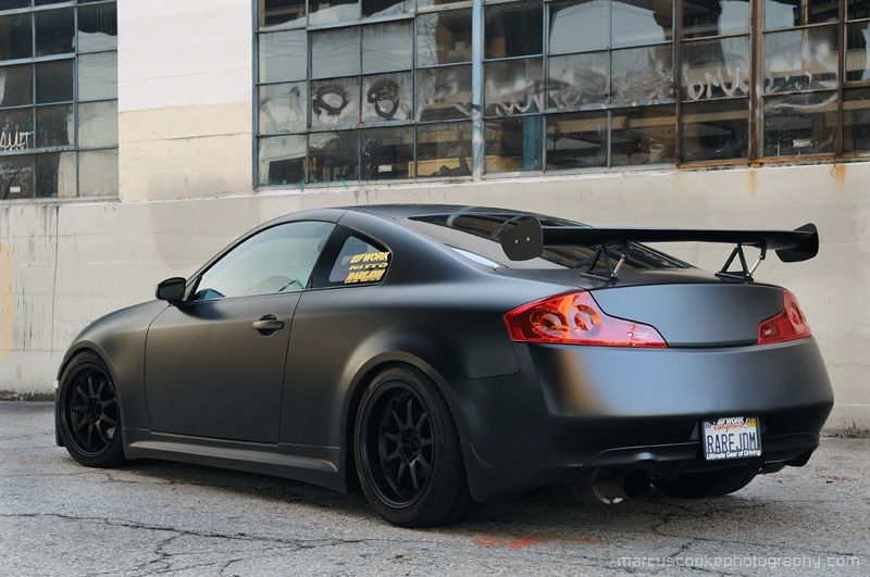 05 Infiniti G35 Coupe Black Google Search Cars I Wish Could