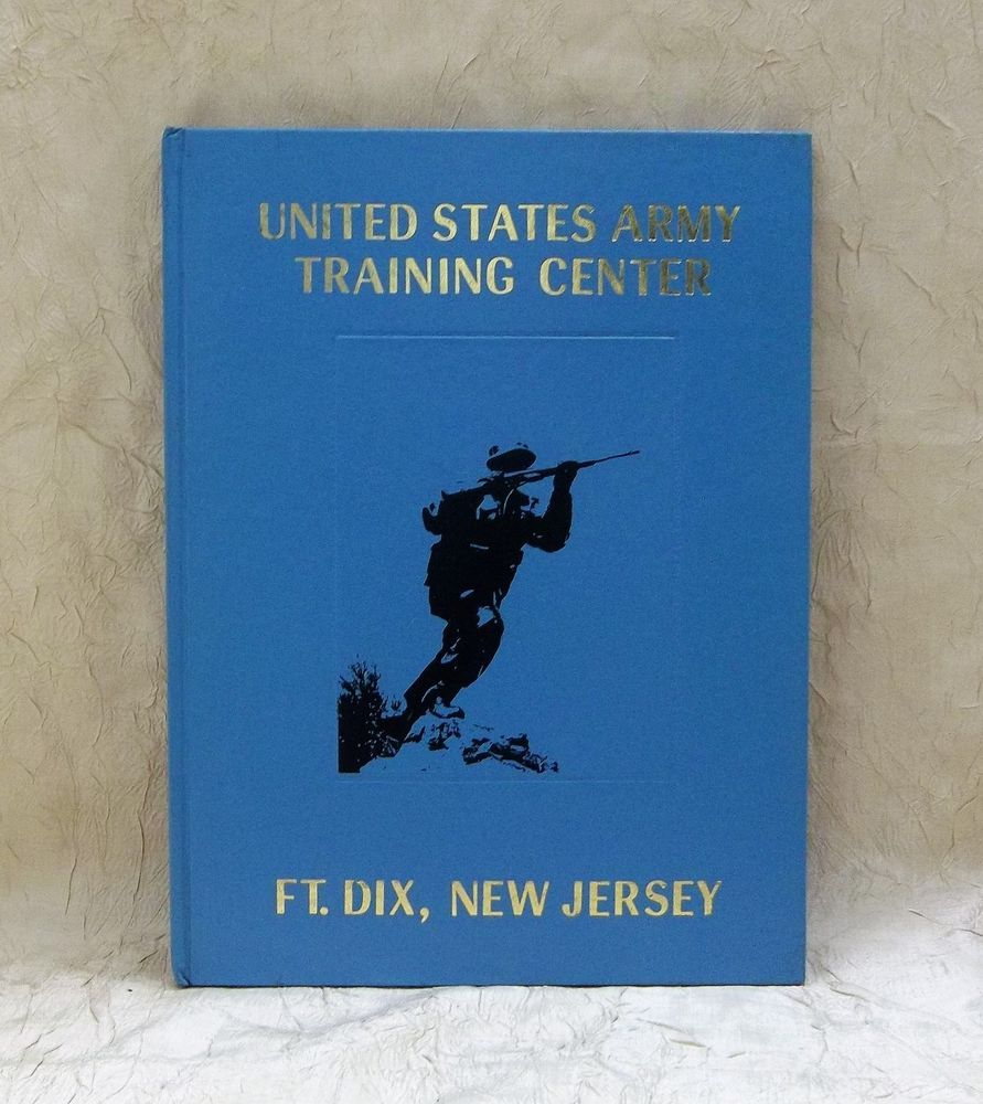 4171c62258794 United States Army Training Center Ft. Dix NJ Book Company C Commenced  9/30/83