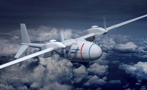 Military Drones Present And Future Visual Tour InformationWeek