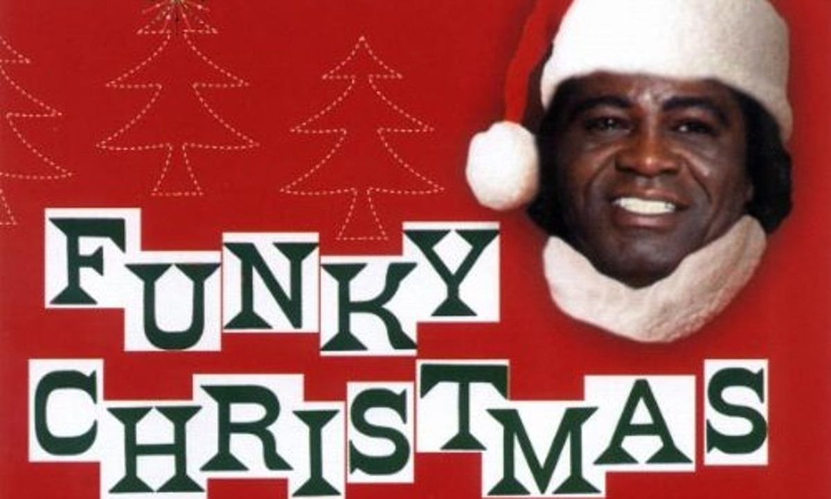 10 Of The Best Christmas Soul And Funk Xmas Songs Retro Christmas James Brown