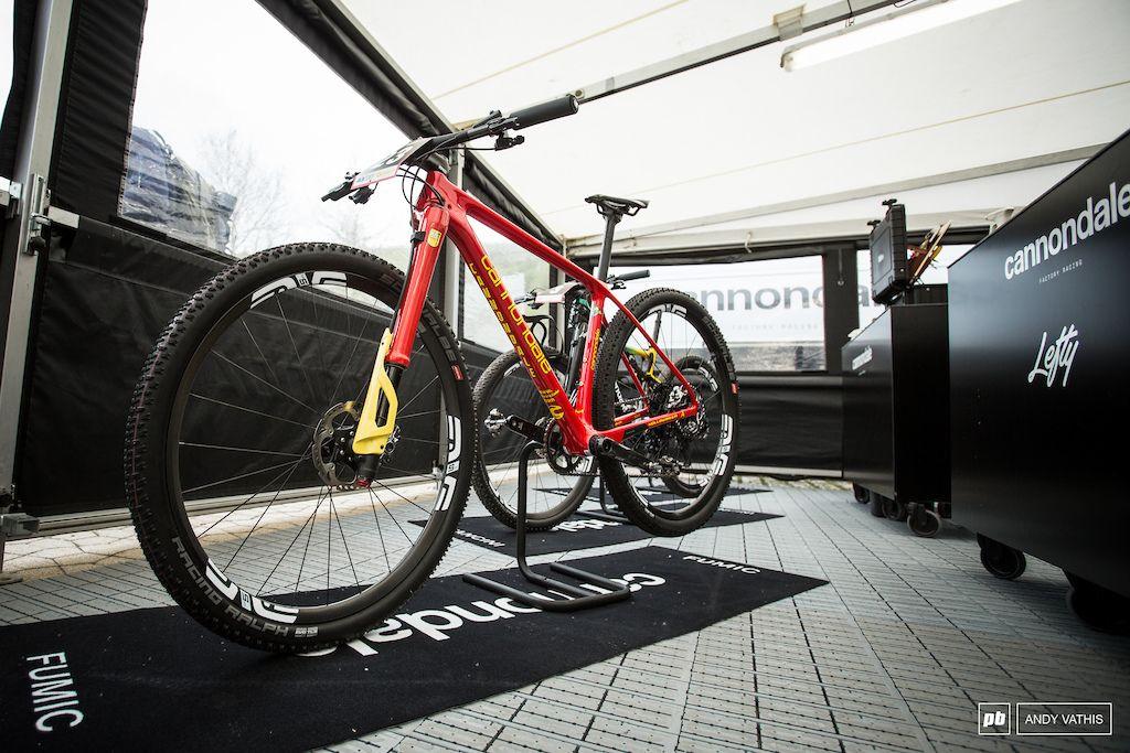 5 Bikes And A Few Tech Randoms Albstadt World Cup Xc 2019 Pinkbike In 2020 Cannondale Fsi Cannondale Bike