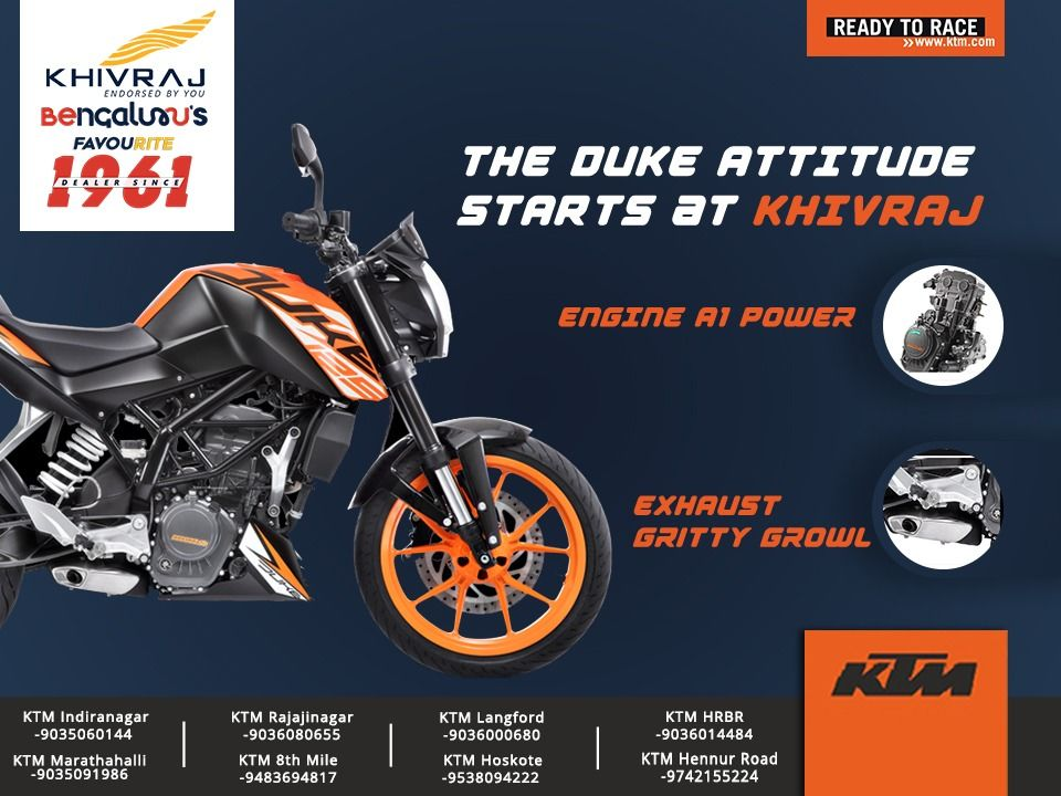 Ktm 125 4 Stroke Single Cylinder Has Fuel Injection And A 6 Speed Transmission To Deliver Class Lea Ktm Ktm 125 6 Speed Transmission