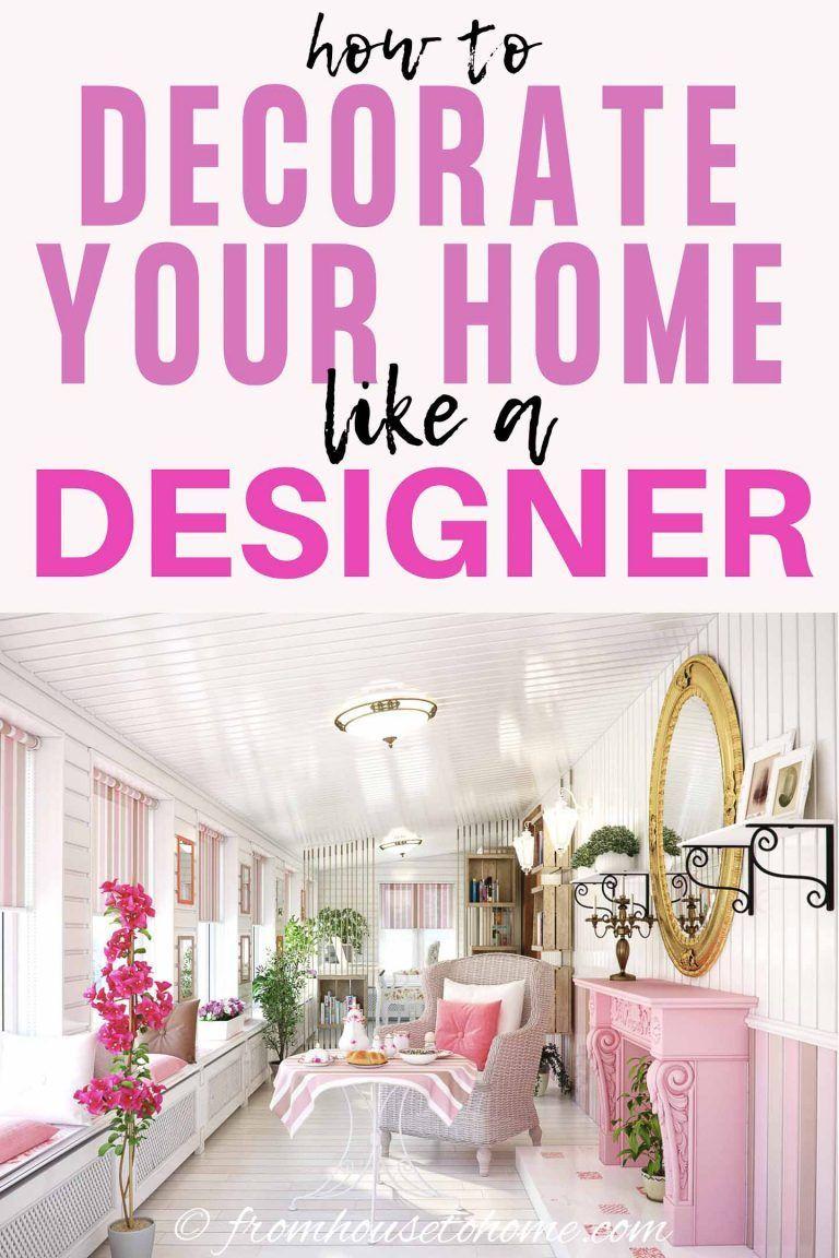 Interior Design Principles You Ll Actually Want To Follow Interior Design Principles Interior Design Basics Interior Design Guide