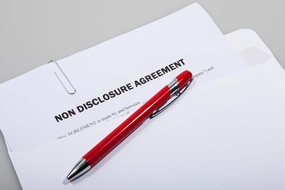 How does a non-disclosure agreement (\u201cNDA\u201d) protect your business