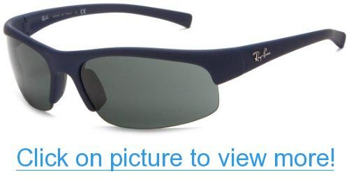 ae744299bf348 Ray-Ban Men's ORB4039 Sport Sunglasses | Sport Sunglasses | Mens ...