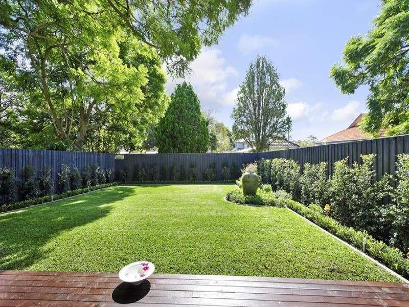 Genial Landscaped Garden Design Using Woodchip With Gazebo U0026 Outdoor Furniture  Setting   Gardens Photo 186874