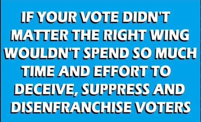 YOUR VOTE MATTERS - Tackk