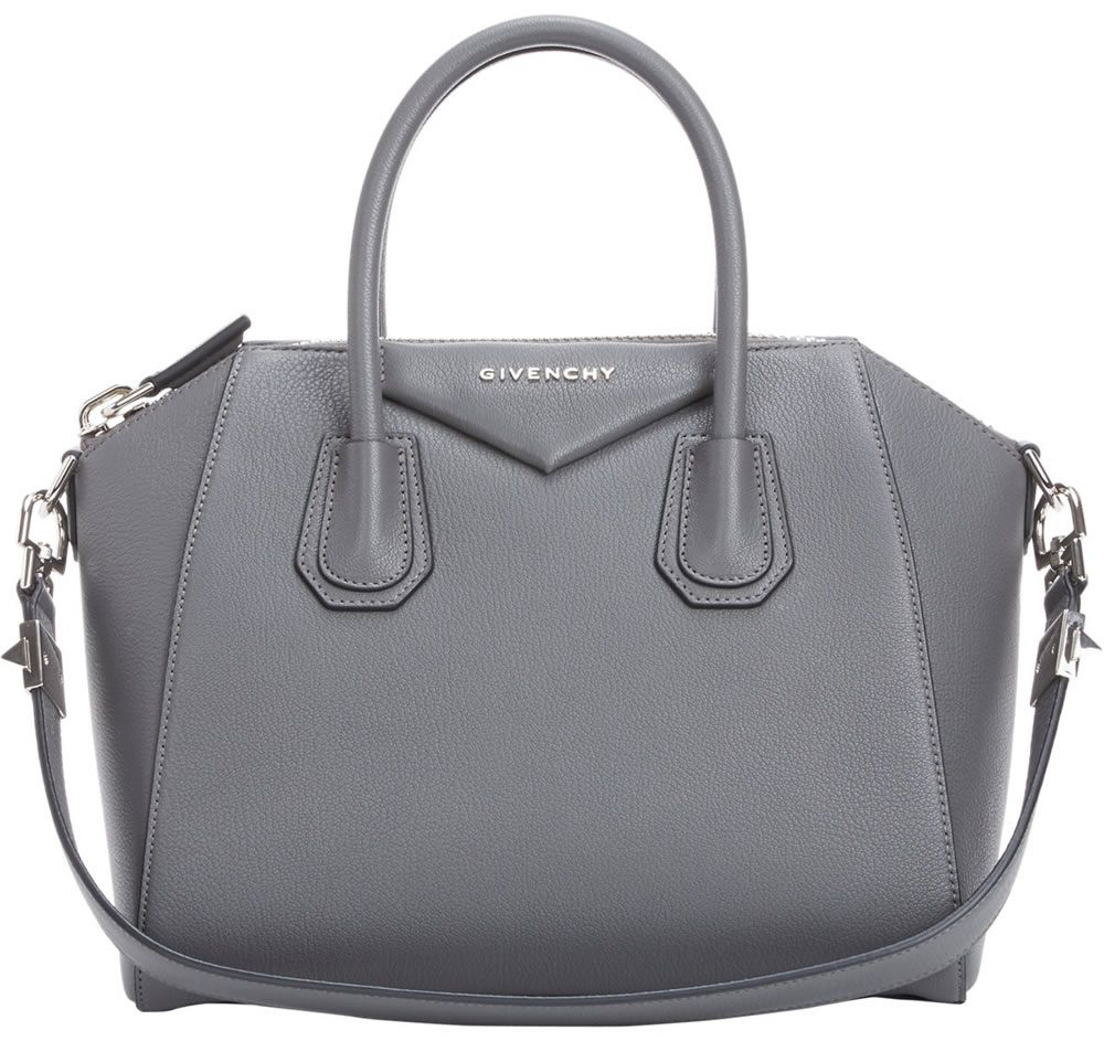 5bdbc40839f Givenchy Grey Antigona | Bag It Up in 2019 | Givenchy antigona ...