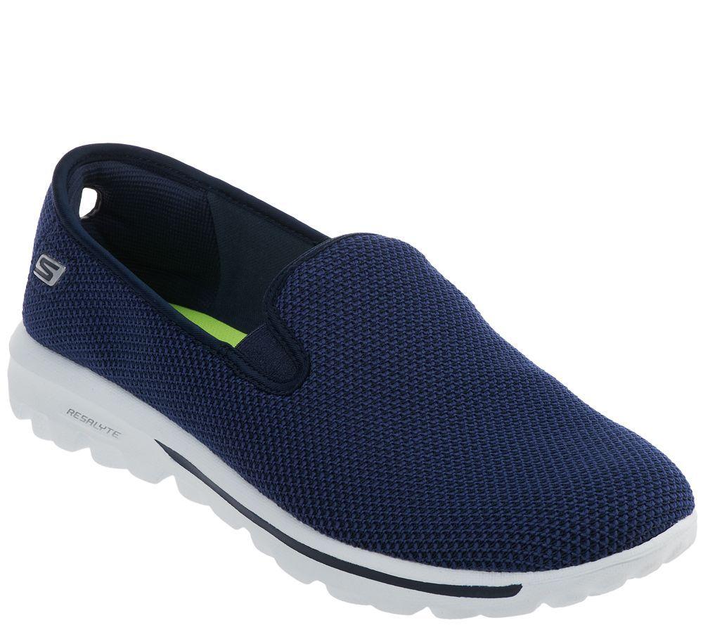 Skechers GOwalk Slip On Mesh Shoes Dazzle 2 —