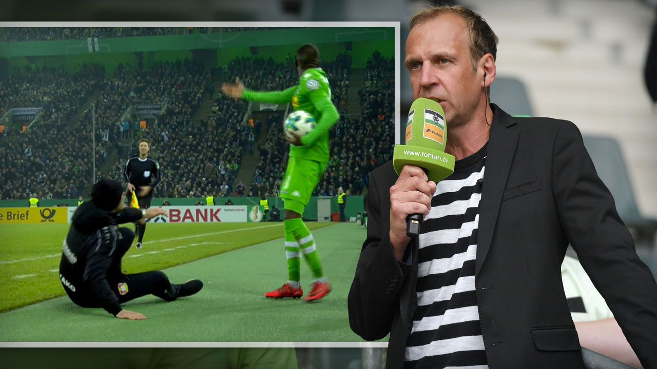 Stadionsprecher Gladbach