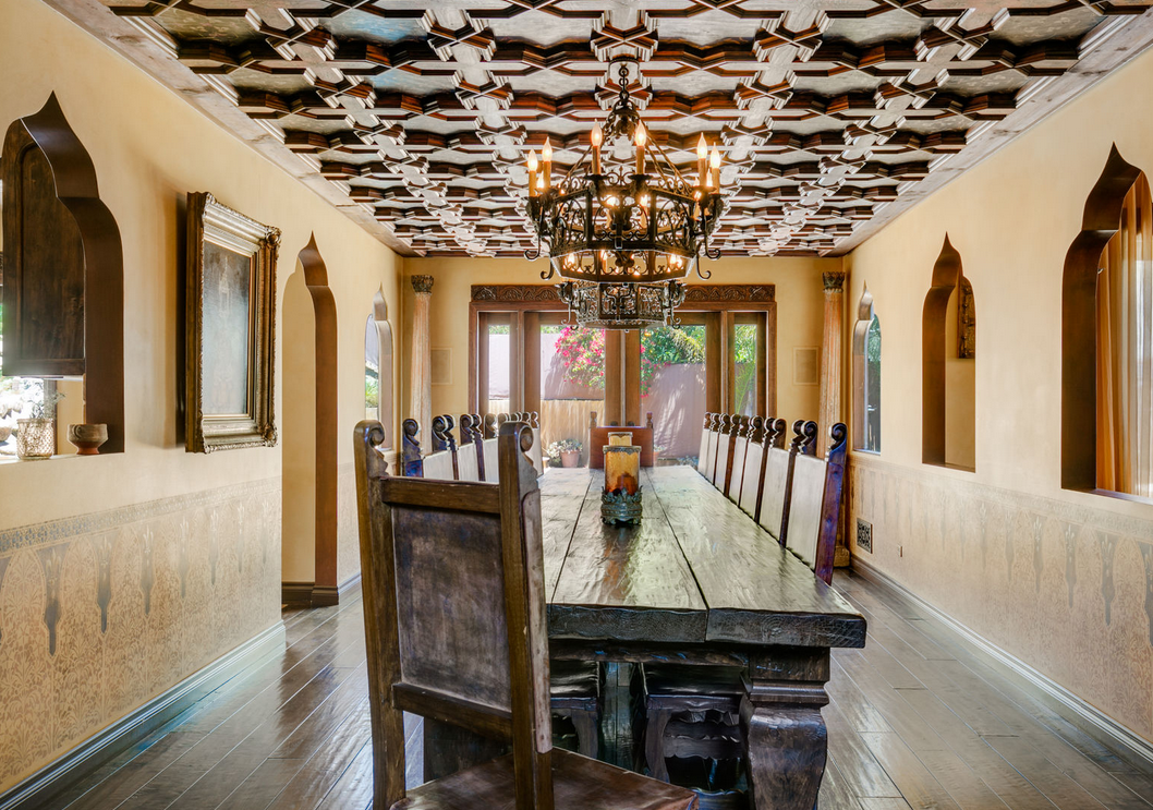 Villa Sofia Is A Spanish Moorish Architectural Masterpiece Designed By  World Renowned Designer Jorge Dalinger. Check This Hollywood Vacation  Rental Out ...