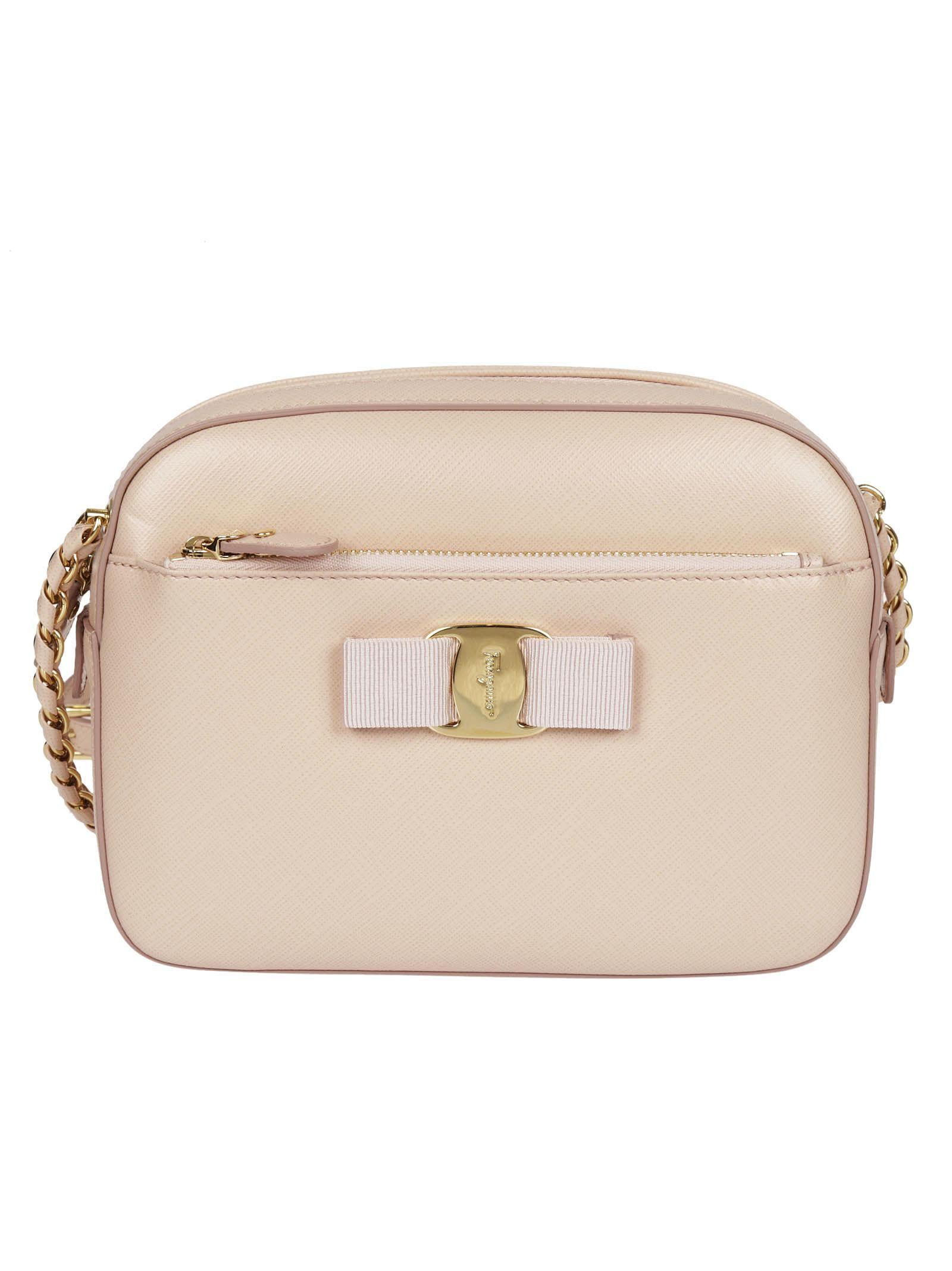 413c663925a6 Cross Body Handbags. Leather Bags. Messenger Bags. SALVATORE FERRAGAMO VARA  CAMERA BAG.  salvatoreferragamo  bags  shoulder bags  leather