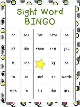 Delicate image throughout free printable sight word games