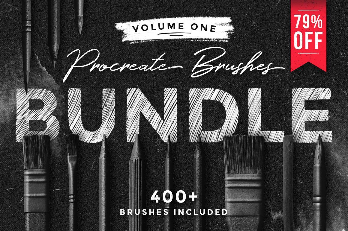 AdProcreate Brushes Bundle by MiksKS on creativemarket
