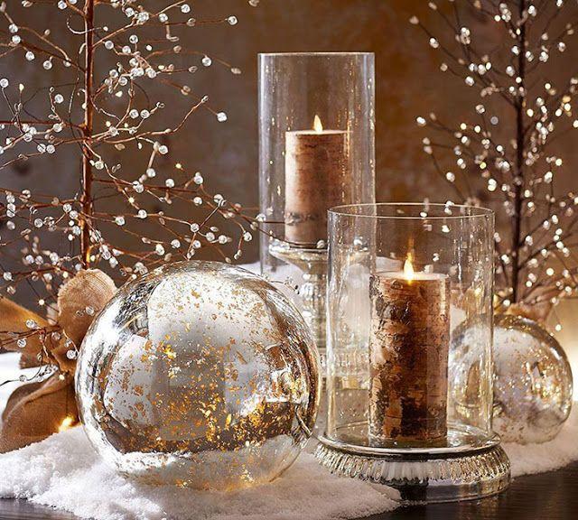 POTTERY BARN - Weihnachtskatalog 2019 #centredetablenoelbois