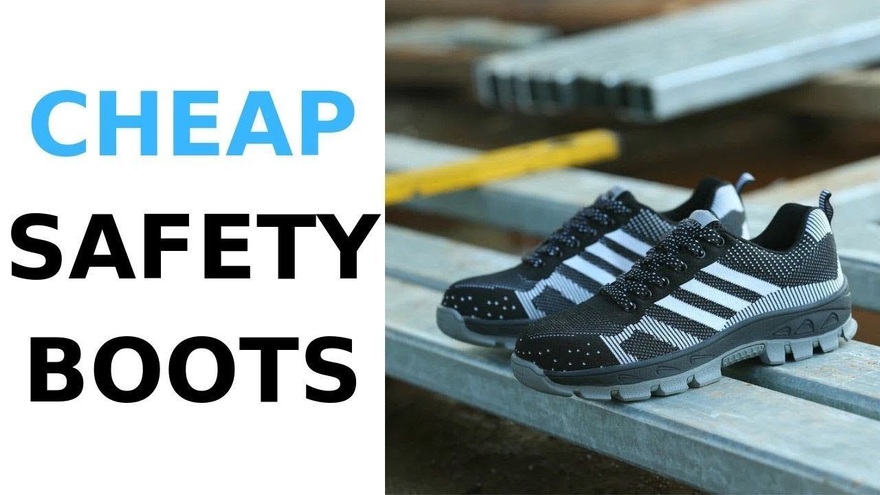 Cheap safety boots only 2051 hg guideline safety