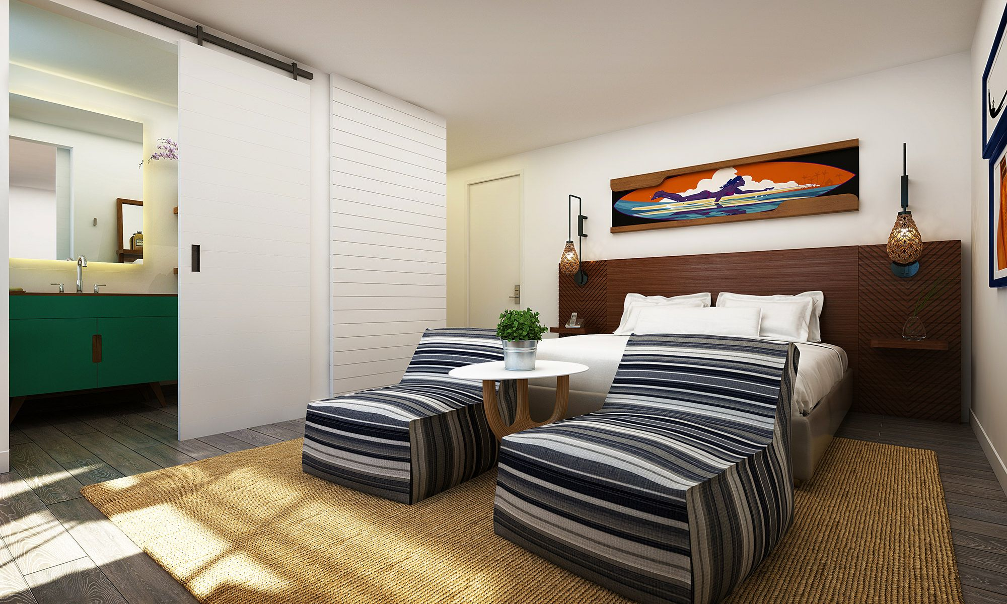 Indidesign Boutique Hotel Waikiki