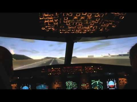 Airbus A320 Full Flight Simulator (AATD) FOR SALE NOW ! IGR