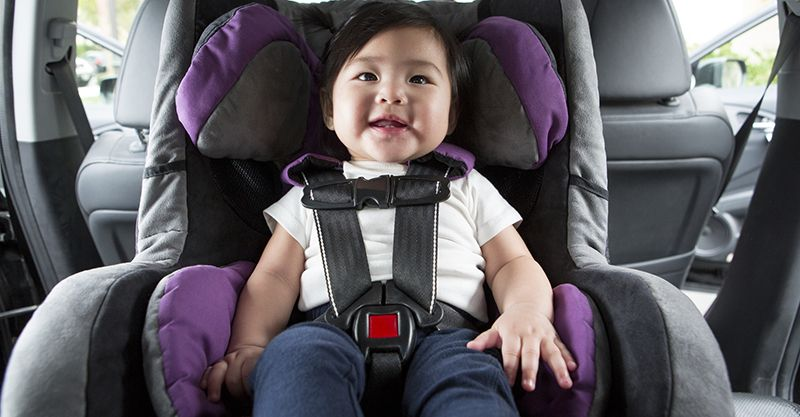 Before you buy a second hand car seat, read
