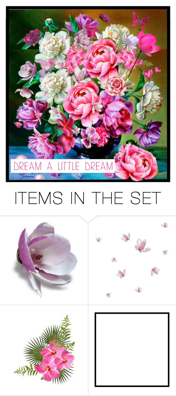 """dream a little dream"" by groen ❤ liked on Polyvore featuring art"